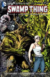 Swamp Thing Vol. 3: Rotworld: The Green Kingdom