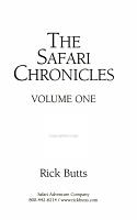 The Safari Chronicles PDF