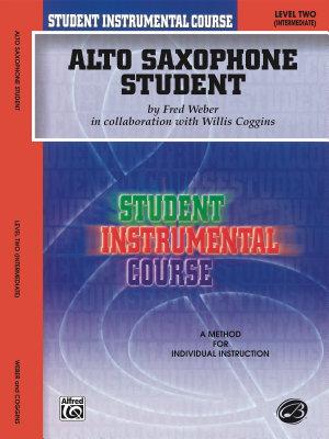 Student Instrumental Course - Alto Saxophone Student, Level II