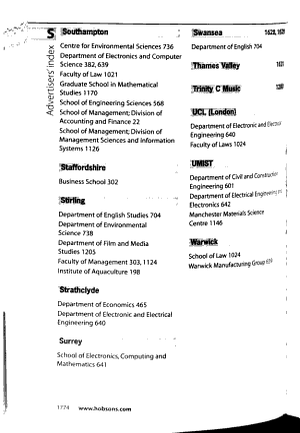 Directory of Postgraduate Studies 2002 PDF