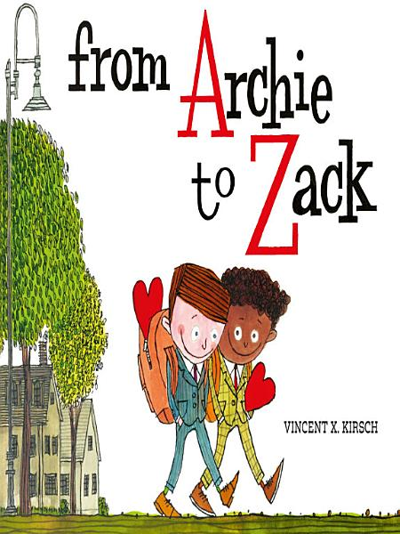 Download From Archie to Zack Book