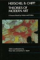 Theories of Modern Art PDF
