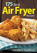 Download 175 Best Air Fryer Recipes Book