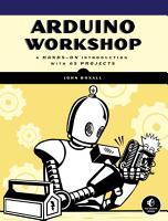 Arduino Workshop PDF