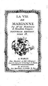 La vie de Marianne: Volume2,Parties4à6