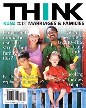 THINK Marriages and Families PDF