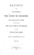 New Jersey Equity Reports PDF