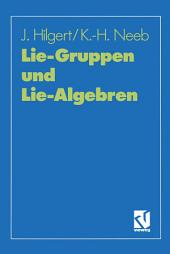 Lie-Gruppen und Lie-Algebren