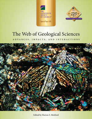 The Web of Geological Sciences