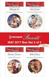Harlequin Presents May 2017 - Box Set 2 of 2: The Magnate's Tempestuous Marriage\Di Marcello's Secret Son\The Innocent's Shameful Secret\The Italian's Vengeful Seduction
