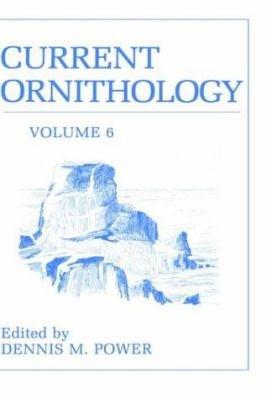 Current Ornithology PDF