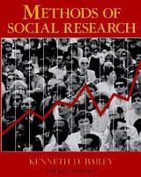 Methods of Social Research PDF