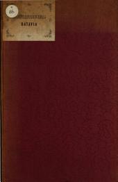 Ambtelijke voorschriften, in acht te nemen bij de toepassing van het Reglement op de brievenposterij in Nederlandsch-Indië (Staatsblad 1862 no 103a), goedgekeurd bij besluit van den Gouverneur Generaal van Nederlandsch-Indië, dd. 16 januarij 1864 no. 9: vastgesteld bij verbaal van den 16den januarij 1864 no. 539a