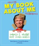 My Amazing Book About Tremendous Me (A Parody)