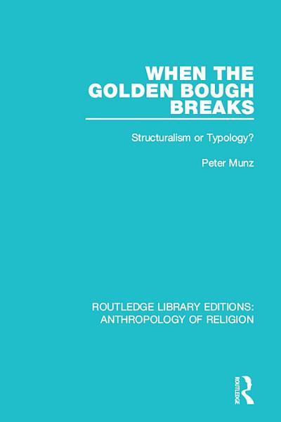When the Golden Bough Breaks