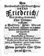 Erhardi Weigelii, P.P. Fortsetzung des Himmels-Zeigers der Bedeutung: bey vollbrachten Lauff des ungemeinen Cometen Im Monat Februario 1681. Sampt einem Muster, wornach ein gottseelig Nativität zu stellen