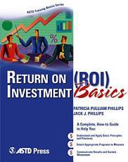 Return on Investment  ROI  Basics PDF