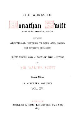 Poems  by Dr  Swift and his friends  Epistolary correspondence