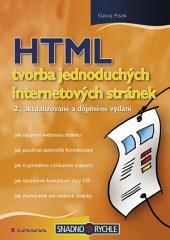 HTML - tvorba jednoduchých internetových stránek: 2., aktualizované a doplněné vydání