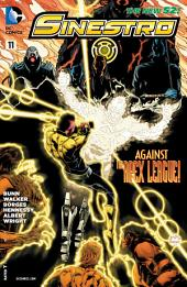 Sinestro (2014-) #11