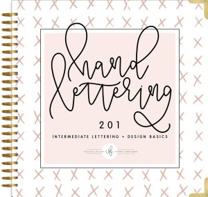Hand Lettering 201