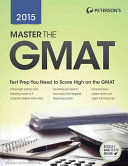 Master the GMAT 2015 PDF