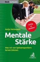 Mentale St  rke PDF