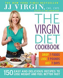 The Virgin Diet Cookbook Book