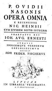 Opera Omnia: 1