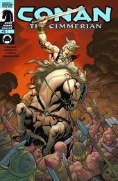 Conan the Cimmerian #3