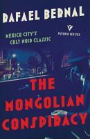 The Mongolian Conspiracy PDF