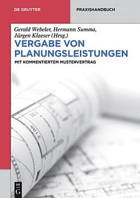 Vergabe von Planungsleistungen PDF