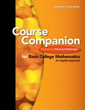 Course Companion for Basic College Mathematics: Powered by Enhanced WebAssign