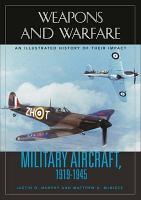 Military Aircraft  1919 1945 PDF
