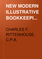 NEW MODERN ILLUSTRATIVE BOOKKEEPING