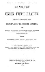 Sanders  Union Fifth Reader PDF