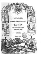 Diccionario geográfico-estadístico-histórico de España y sus posesiones de Ultramar