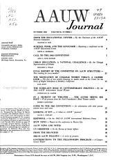 AAUW Journal PDF