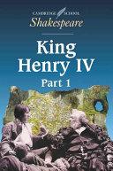 King Henry IV PDF