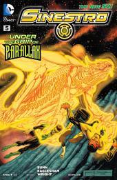Sinestro (2014-) #5