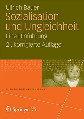 Sozialisation und Ungleichheit PDF