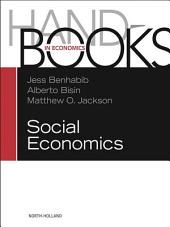 Handbook of Social Economics SET: 1A, 1B
