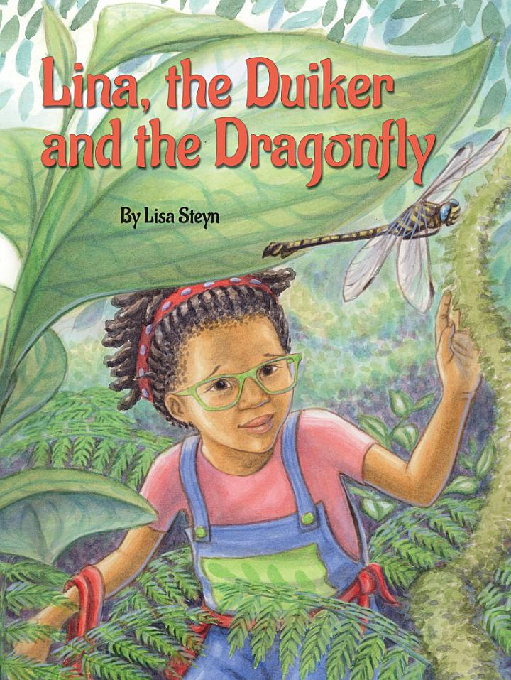 Lina, the Duiker & the Dragonfly