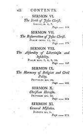 Eleven Select Sermons
