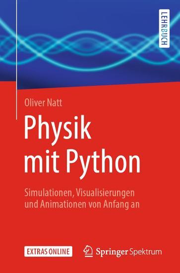 Physik mit Python PDF