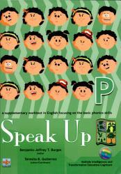 Speak Up P 2007 Ed  Book PDF