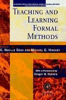 Teaching and Learning Formal Methods PDF
