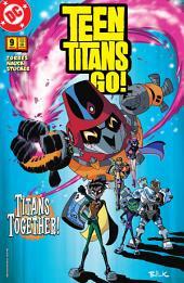 Teen Titans Go! (2003-) #9