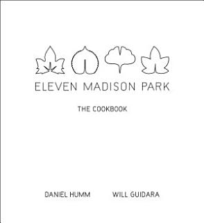 Eleven Madison Park Book