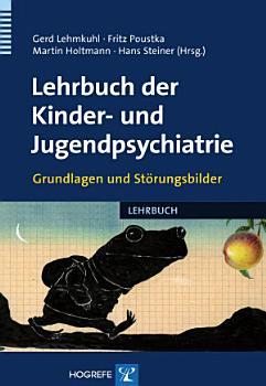 Lehrbuch der Kinder  und Jugendpsychiatrie PDF